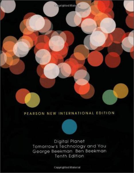 Digital Planet: Tomorrows Technology and You, Complete