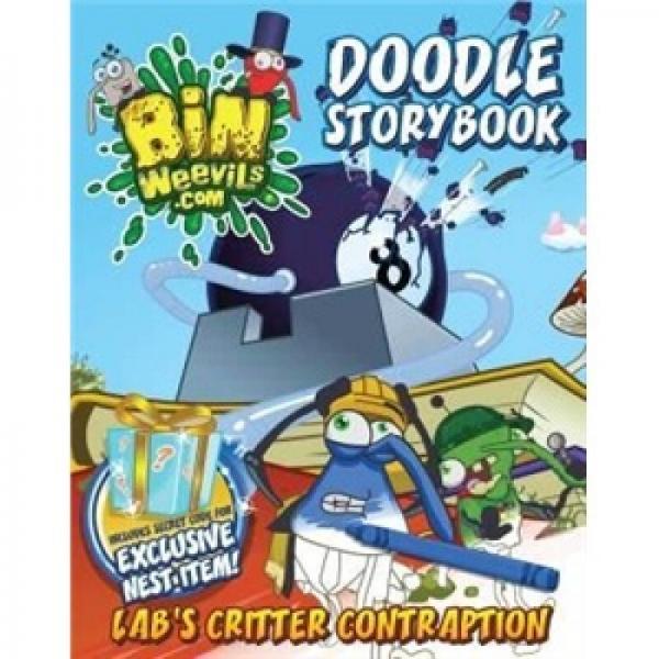 Bin Weevils Doodle Storybook