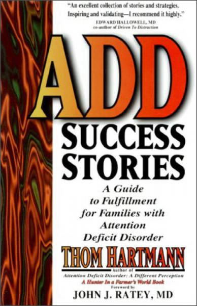 ADD Success Stories  A Guide to Fulfillment for