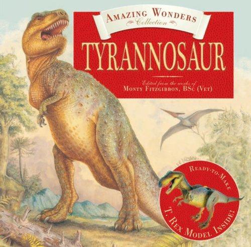 AmazingWondersCollection:Tyrannosaur