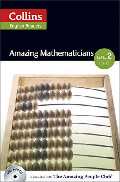 Amazing Mathematicians (Level 2)