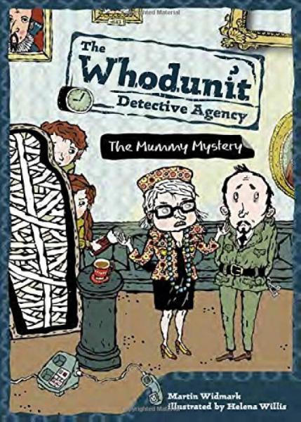The Mummy Mystery: 5
