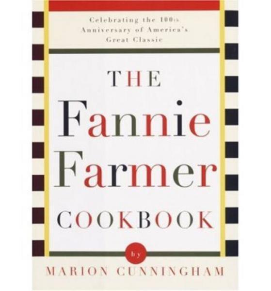TheFannieFarmerCookbook