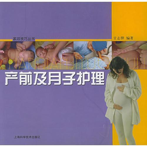 产前及月子护理——家政技巧丛书