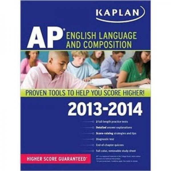 Kaplan AP English Language and Composition 2013-2014
