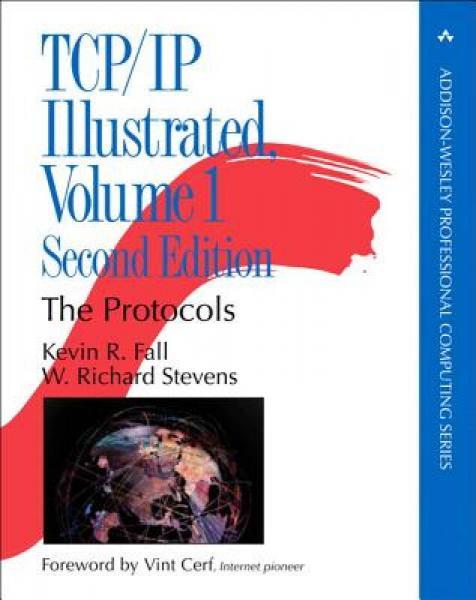 TCP/IP Illustrated, Volume 1: The Protocols