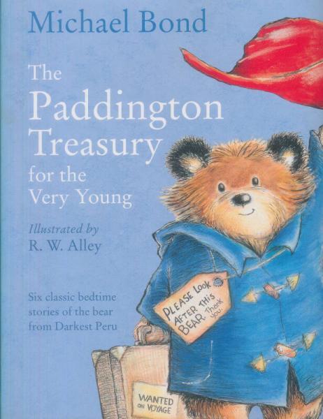 Paddington Treasury for the Very Young帕丁顿:给小朋友的合集