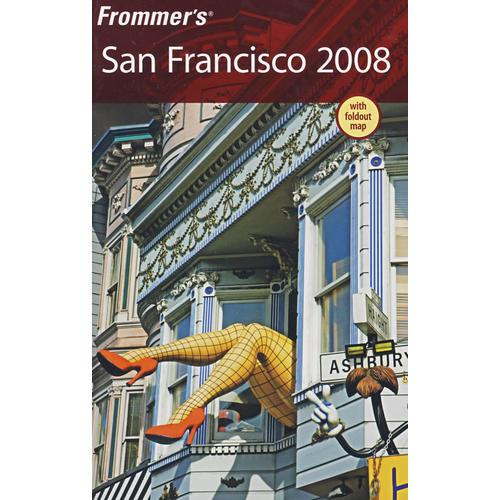 Frommer旧金山旅游指南 2008  Frommers San Francisco 2008
