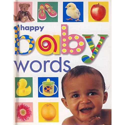 快乐学单词/Happy baby words