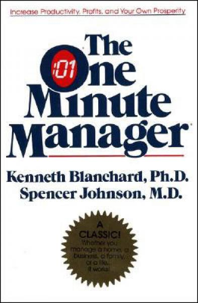 The One Minute Manager[一分钟管理技巧]