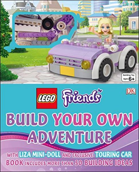 LEGO? Friends Build Your Own Adventure