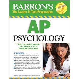 APPsychology(BarronsAPPsychologyExam)