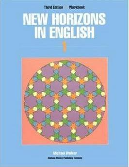 New Horizons in English