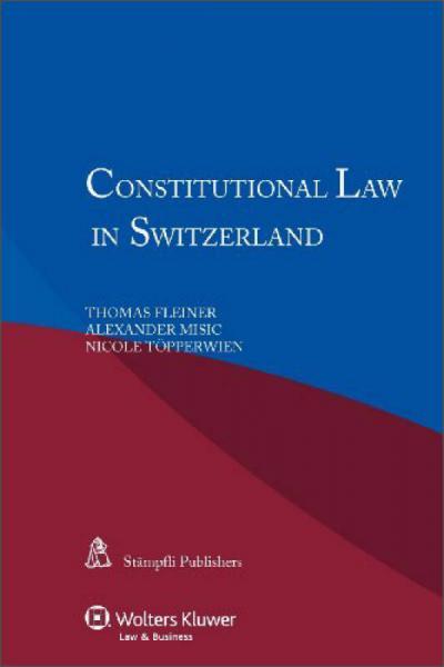 Constitutional Law in Switzerland[瑞士宪法]