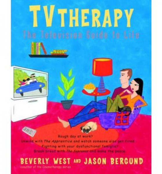 TVtherapy  The Television Guide to Life