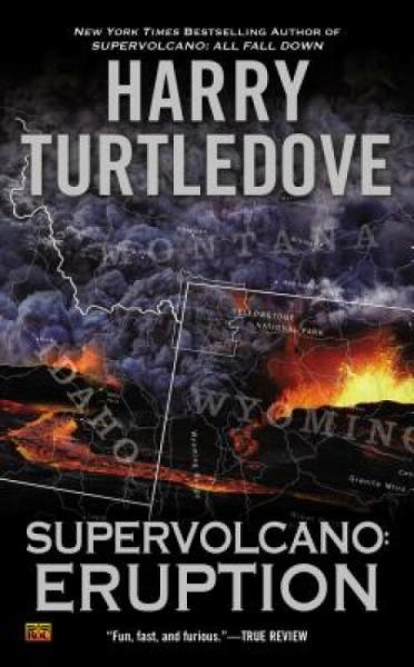 Supervolcano:Eruption