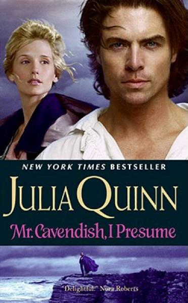 Mr. Cavendish I Presume (Two Dukes of Wyndham Book 2)[卡温迪先生, 我认为 (小说)]