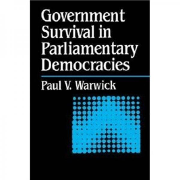 Government Survival in Parliamentary Democracies