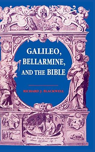Galileo Bellarmine The Bible: Theology