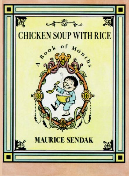 Chicken Soup with Rice鸡汤米饭 英文原版