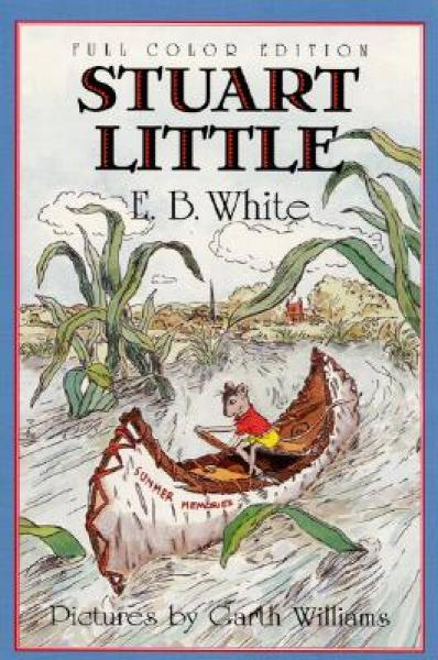 Stuart Little, 60th Anniversary Edition 精灵鼠小弟,六十周年版