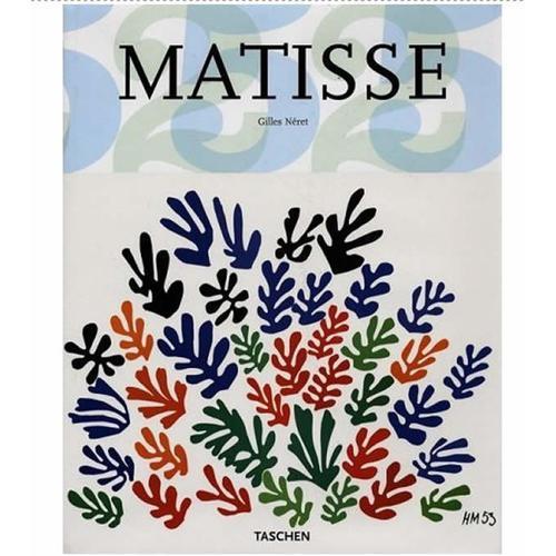 Henri Matisse (Taschen Basic Art Series)马蒂斯