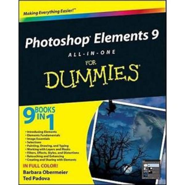 PhotoshopElements9All-in-OneForDummies