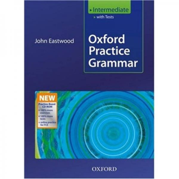 Oxford Practice Grammar Intermediate with Key and Practice-Boost (Book+CD)