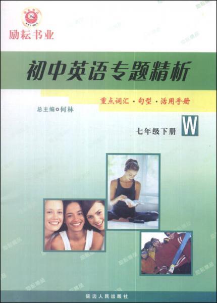 初中英语专题精析:七年级(下册)(W)