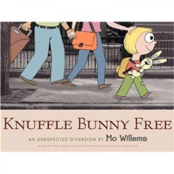 Knuffle Bunny Free 再见,古纳什小兔