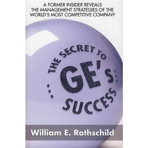 THE SECRET TO GES SUCCESS(通用电气成功的奥秘)