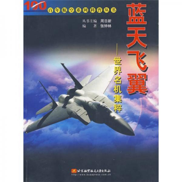 蓝天飞翼:世界名机集粹