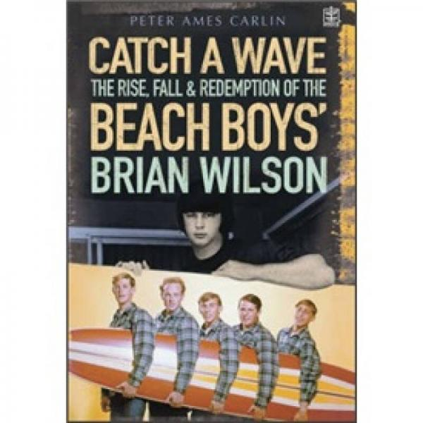 Catch a Wave: The Rise Fall and Redemption of the Beach Boys' Brian Wilson