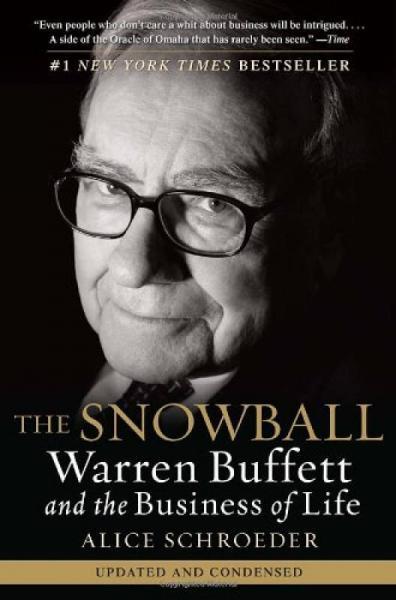 The Snowball: Warren Buffett and the Business of Life 滚雪球:巴菲特和他的财富人生