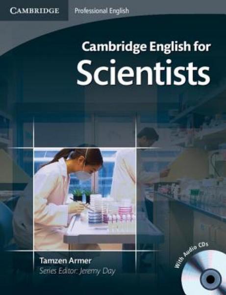 CambridgeEnglishforScientists[WithCD(Audio)]