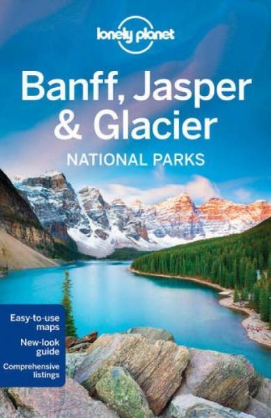 Banff, Jasper And Glacier National Parks 4