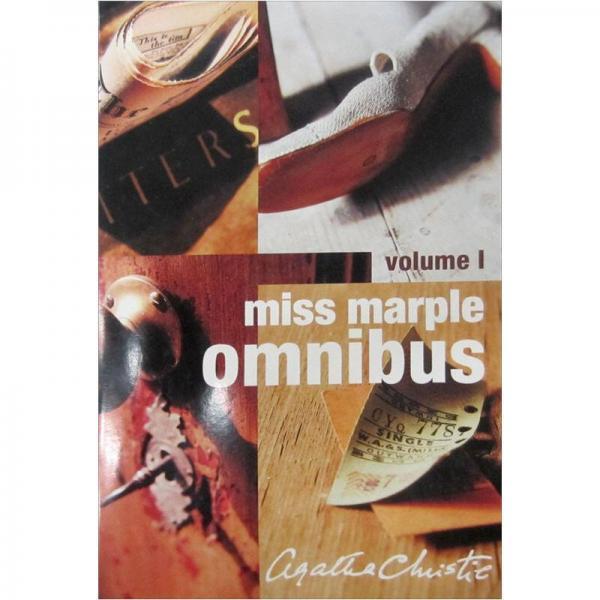 Miss Marple Omnibus (Vol 1)[马普尔小姐探案集,卷一]