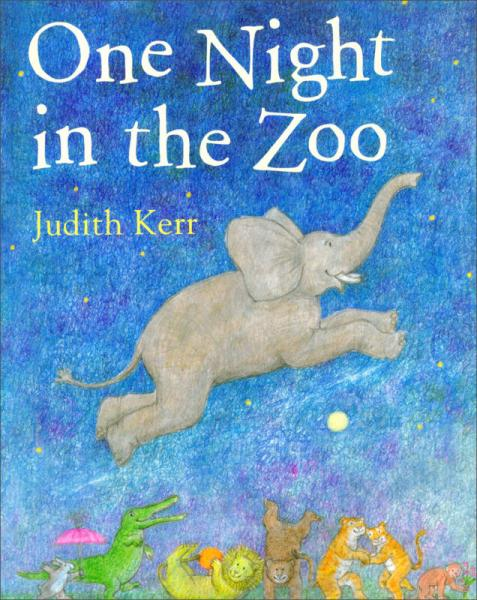One Night in the Zoo动物园的夜晚