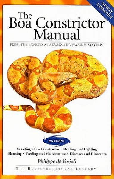 The Boa Constrictor Manual