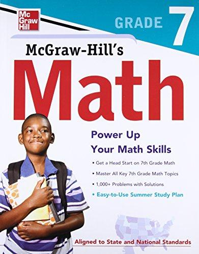 McGraw-Hills Math Grade 7