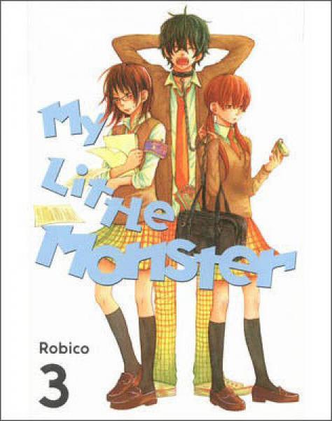 My Little Monster, Volume 3