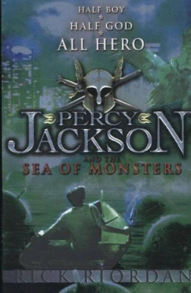 Percy Jackson and the Sea of Monsters波西·杰克逊与魔兽之海