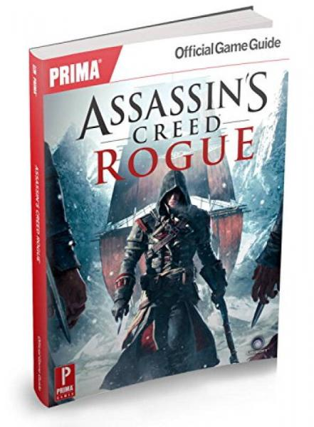 Assassins Creed Rogue  Prima Official Game Guide