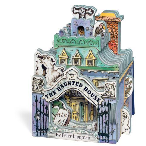 Mini House: The Haunted House 迷你屋系列:鬼屋(卡板书)