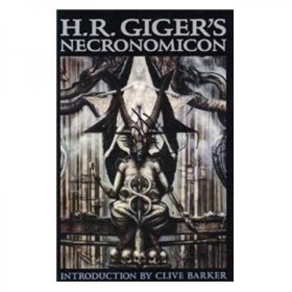 H. R. Gigers Necronomicon