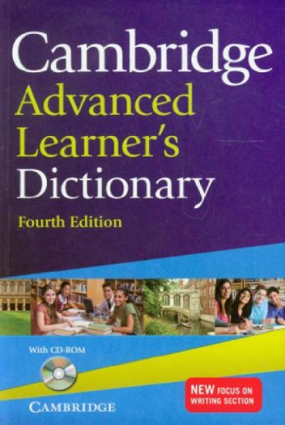 Cambridge Advanced Learners Dictionary with CD-ROM��妗ラ���舵���拌���革�绗�����锛���CD �辨������