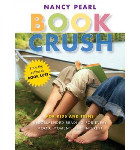 Book Crush  For Kids and Teens -Recommended Read