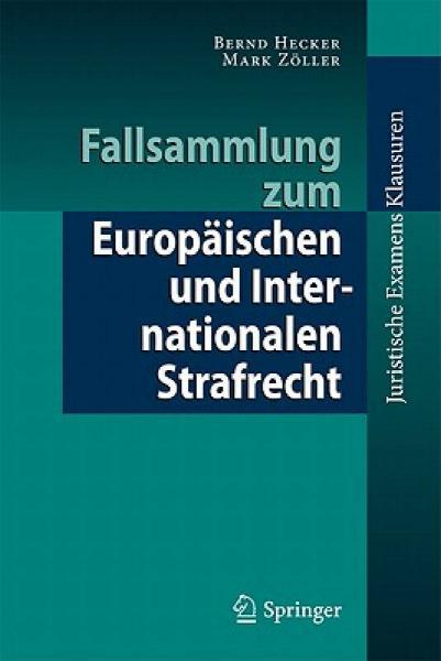 Fallsammlung Zum Europaischen Und Internationale