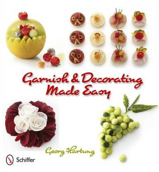 Garnish & Decorating Made Easy
