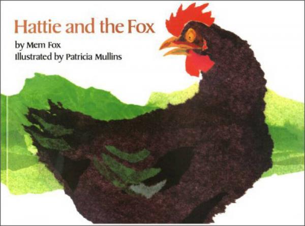 Hattie and the Fox海蒂和狐狸